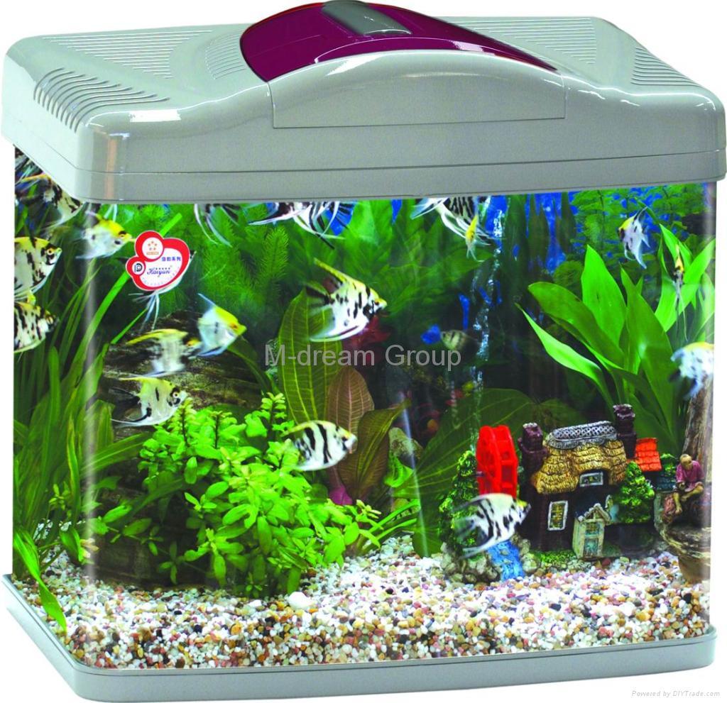 Mini aquarium catalogue china hangzhou m dream for Mini aquarium