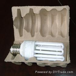 節能燈紙托包裝 1