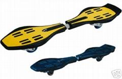 陆上冲浪活力板--滑出你的身材,秀出你的精彩