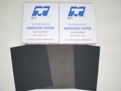 MT latex waterproof abrasive paper (CC45P)