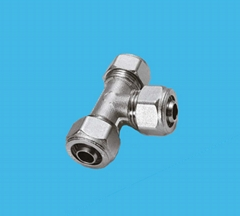 multilayer tube fitting