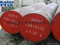 熱作模具鋼SKD61