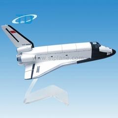 仿真樹脂飛機模型 太空船Buran
