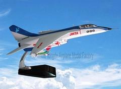 仿真樹脂飛機模型 飛豹
