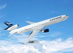 仿真樹脂飛機模型MD-11