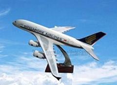 仿真樹脂飛機模型A380