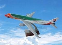 仿真飛機模型A340-600