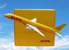 仿真樹脂飛機模型B757-200