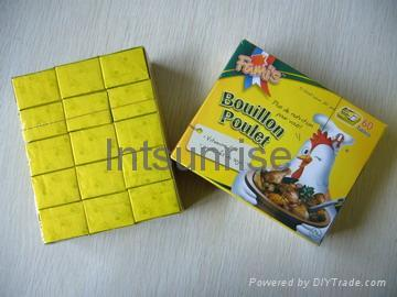 FAMI'S Chicken stock cube, bouillon cube, instant soup 1