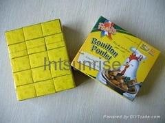 FAMI'S Chicken stock cube, bouillon cube, instant soup