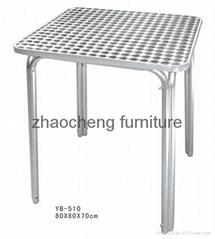 铝合金桌子