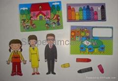 PP塑片,教育產品,儿童玩具,