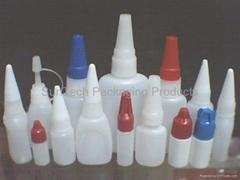 Instant glue bottle