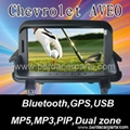 Car Video/Audio player special for Chevrolet AVEO with GPS/Bluetooth/PIP/USB