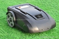 waterproof Robot Lawn Mower with rain sensor ,LED display