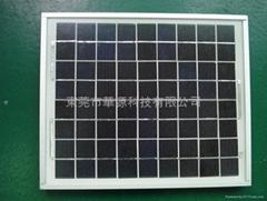 Photovoltaic solar module