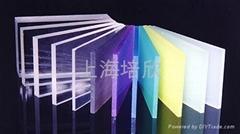 Acrylic (PMMA) Sheets