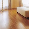 V groove mould-pressed laminate flooring
