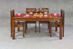 华轩家具餐台餐椅