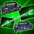 25+25mW Double green laser light, stage