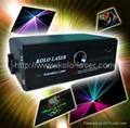 600mW RGB animation laser light, stage