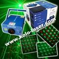 150mW fireworks cluster laser show