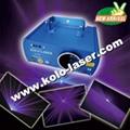 100mW blue violet laser lighting, laser