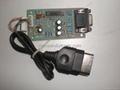 YPbPr to VGA converter board