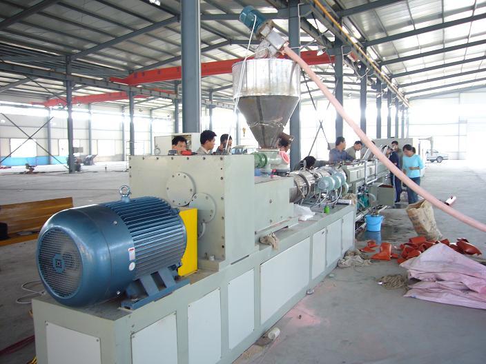 Pvc Production Process : Pvc pipe production line jingda china