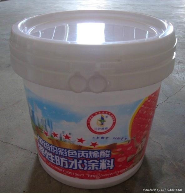 5升塑膠桶,5升塑料桶,5升塑膠桶 1