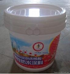 5升塑膠桶,5升塑料桶,5升塑膠桶