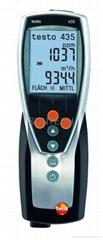 testo 435-1 multi-function instrument