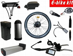 various kinds of electric bicycle conversion kits
