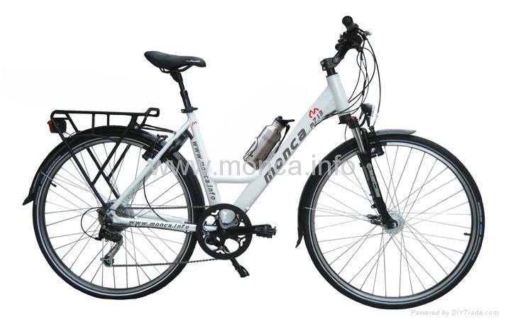 Mini bottle shape battery electric bicycle 1