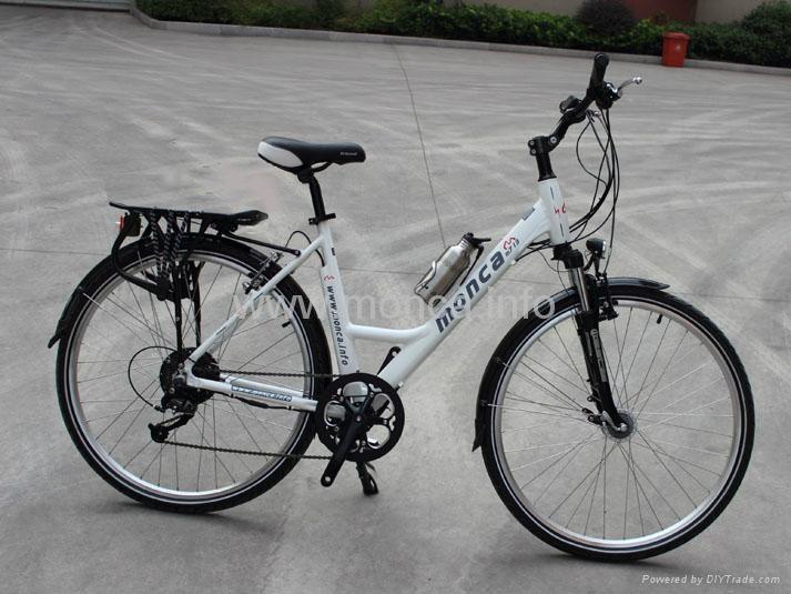 Mini bottle shape battery electric bicycle 2