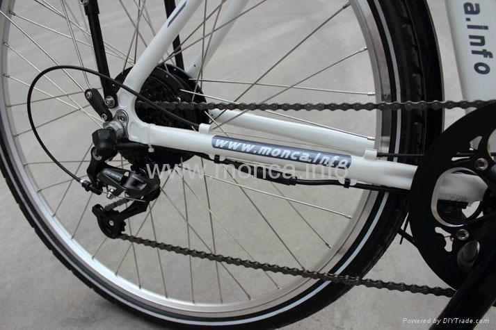 Mini bottle shape battery electric bicycle 5