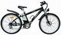 时尚电动自行车
