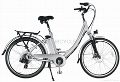 全新电动自行车-MONCA bicycle