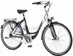 时尚最新款电动自行车-bst bicycle
