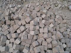 granite cubic stone