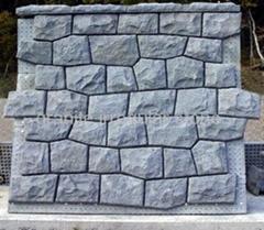 Granite irregular stone