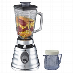 500W Blender with 1.25L glass jar