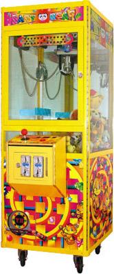 vending machine, candy machine, toy machine,, crane machin 1