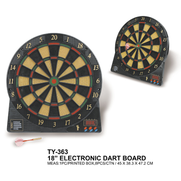 ELECTRONIC DART BOARD 1