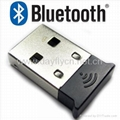 USB 2.0 Bluetooth V2.0 EDR Dongle Wireless Adapter BT-02 just$1.75/PCS