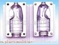2.5L油瓶吹瓶模具 1