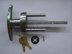 overhead door locks