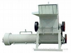 series of plastic crusher