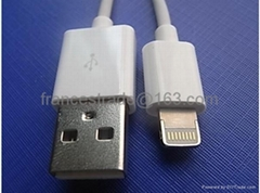 New Lightning 8 Pin Sync Data and Charging Cable For iPhone 5 5G and iPod to USB
