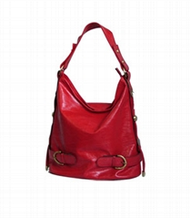 Lady's Fashionable PU Tote Bags